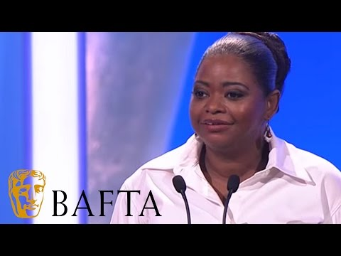 Octavia Spencer wins BAFTA for Supporting Actress in 2012
