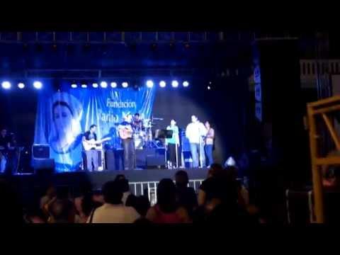 Pablo Mori - Festival Mariano Guayaquil 2013 (Fundación Radio María Ecuador)