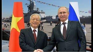 Nga bất ngờ trao Việt Nam món quà khủng mà Trung Quốc có bao nhiêu tiền không mua được
