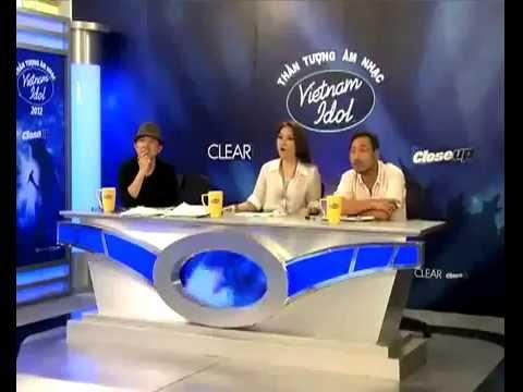 Chết cười với các thí sinh Việt Nam Idol 2012