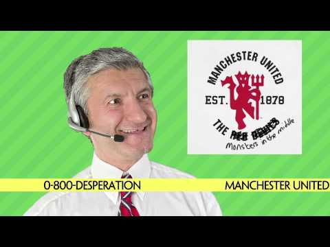 Manchester United Helpline