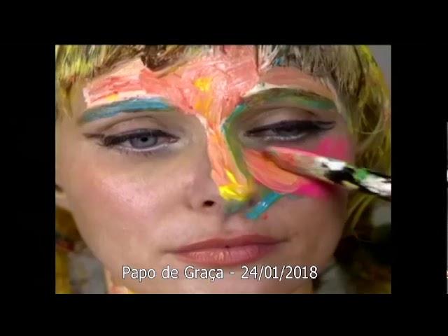Performance artística, disfarce, individuação e a pedrinha branca!