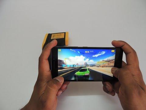 Lenovo A7000 Gaming Review | GTA San Andreas, MC5 and Asphalt 8