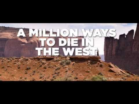 A Million Ways To Die In The West: Way To Die - Photography