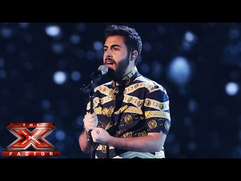 Andrea Faustini sings Beyoncé's Listen | Live Week 3 | The X Factor UK 2014