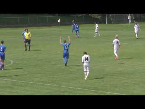 Sestřih branek U16 FCB - Slovácko