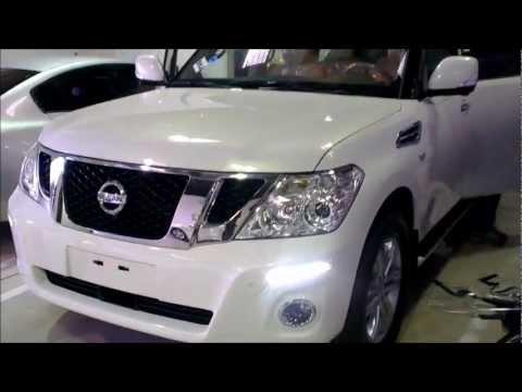 Nissan Patrol LE fully Loaded