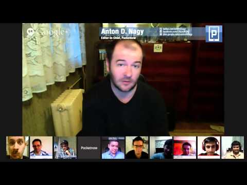 Motorola-Lenovo deal, Galaxy S 5, M8, and MWC rumors: Pocketnow Live S02E13 Season Finale