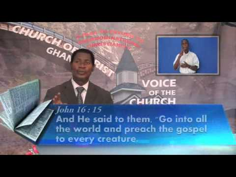 Jesus Yes Part 3,Minister Abraham Monney, Church of Christ,Ghana       02 08 2015