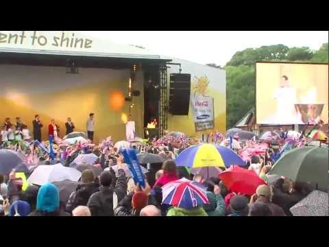 Durham University - Olympic Torch Relay