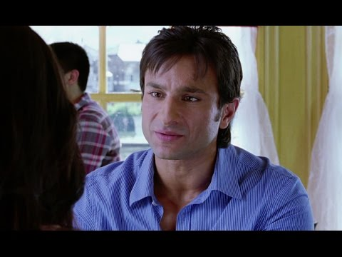 Saif Ali Khan's Happy Break Up - Love Aaj Kal