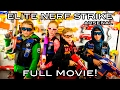 Elite Nerf Strike: Arsenal | Full Movie! (Nerf War)