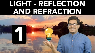 Physics: Light - Reflection and Refraction (Part 1)