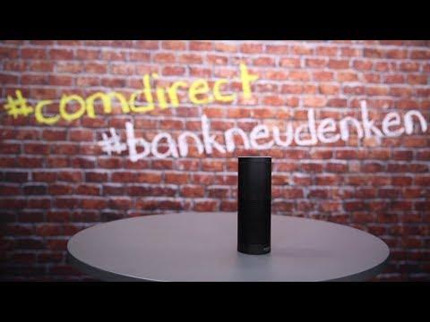 Alexa Skill für Realtime Börsenkurse | comdirect