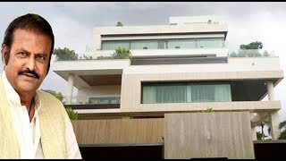 Mohan Babu Luxury Life | Net Worth | Salary | Business | Cars | House | Family | Biography