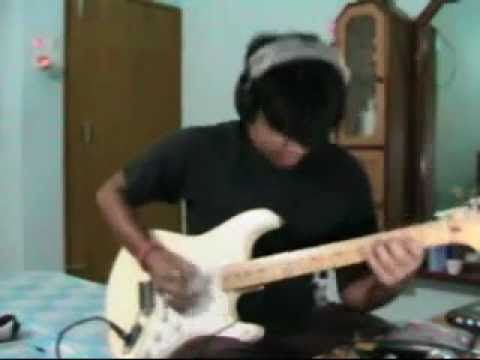 Chasing the Sun Solo Cover - composed by Baiju Dharmajan - Motherjane...