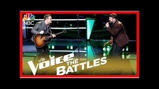 "Download Lagu The Voice 2018 Battle - Kaleb Lee vs. Pryor Baird: ""Don't Do Me Like That"" Gratis STAFABAND"