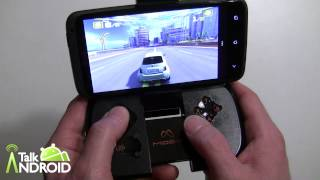 Hands on with the PowerA MOGA Controller for Android Phones