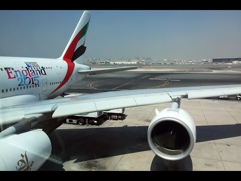 Emirates | Airbus A380 | BKK-DXB | Business