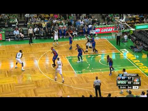Rajon Rondo Highlights Knicks vs. Celtics 12.12.2014 - 2 Points, 10 Assists