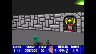 Wolfenstein 3d mod - Mac-enstein 3D: Second Encounter (SDL)