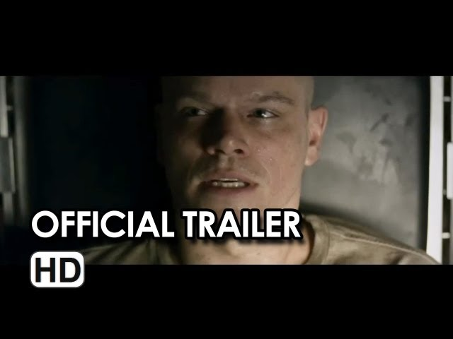 Elysium Official Trailer #1 (2013) - Matt Damon, Jodie Foster