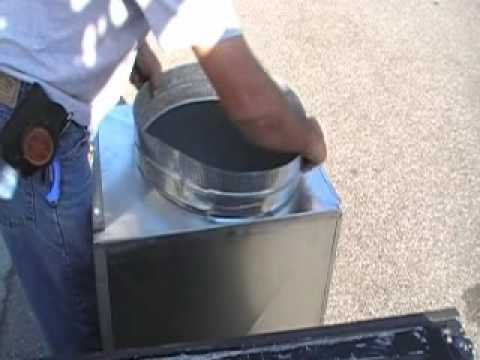 HVAC - How to Make a Return Air Grille