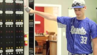 [Baseball Training Device] Video