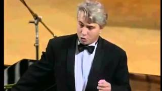 Хворостовский | Hvorostovsky «Music» Purcell