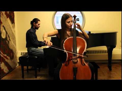Ave Maria F. Shubert Cello