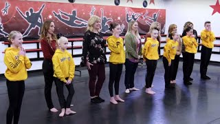 Pyramid | Dance Moms | Season 8, Episode 2
