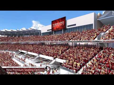 Doak Campbell Stadium Renovation