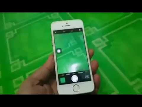 Cara Menghilangkan Suara Pada Kamera iPhone [TUTORIAL]