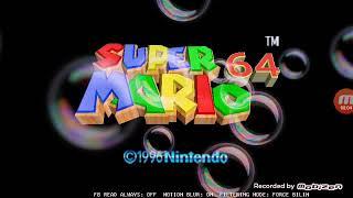 Super  Mario 64 (1)Bob- omb Field(TO HARDD!!)