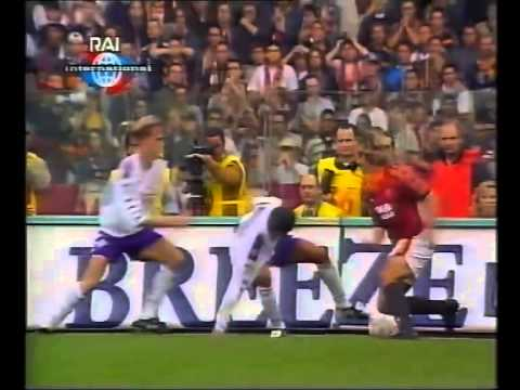AS Roma 2-1 Fiorentina Serie A 1998 Part6