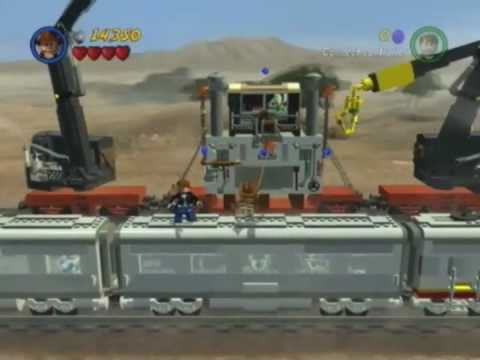 Let's Play LEGO Indiana Jones 2 #3: Raging Against Machines