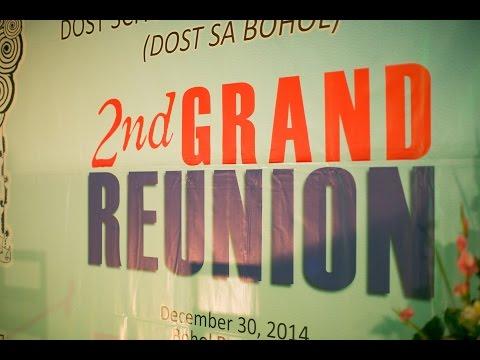 DOST SA Bohol - 2nd Alumni Grand Reunion Program (Full)