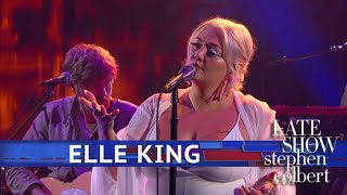 Elle King Performs 39 Shame 39