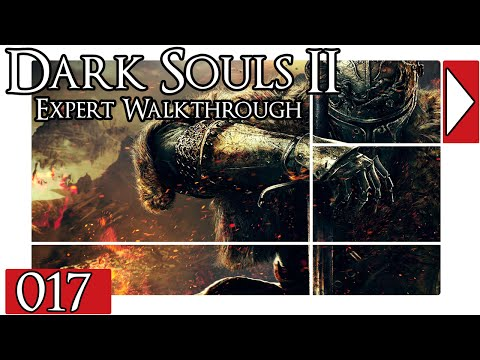 Dark Souls 2 Expert Walkthrough #17 - [BOSS] The Rotten Defeated! New Armor!