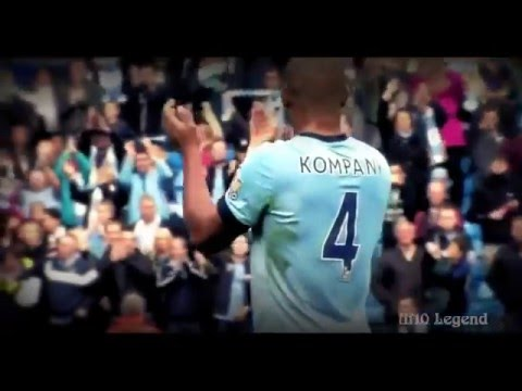 Vincent Kompany ● Ultimate Defender ● Manchester City 2015 [HD]