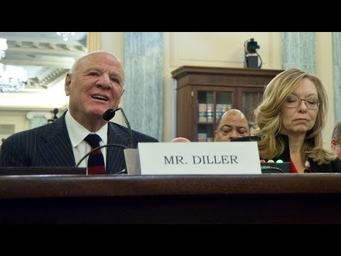 Diller Argues for Right to Broadcast Online