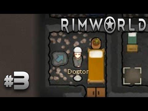 RimWorld Прохождение: #3 - Завербовали стрелка!
