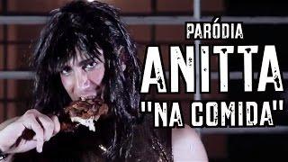 """Paródia de Anitta """"Na Batida"""" - Na Comida - DESCONFINADOS - Clipe Não Oficial"""
