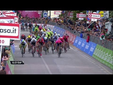 Giro d'Italia: Stage 7 - Highlights
