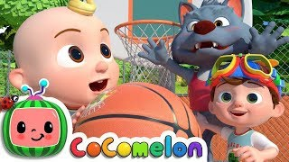 ✅  Basketball Song | CoCoMelon Nursery Rhymes & Kids Songs