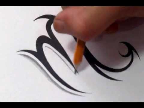 Simple scorpion symbol tattoos for Simple scorpion tattoo