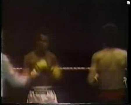 Carlos Monzon vs Rodrigo Valdez II Round 2 Video
