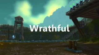 Raven WoW Instant 80 PVP Private server - World of Warcraft 3.3.5a