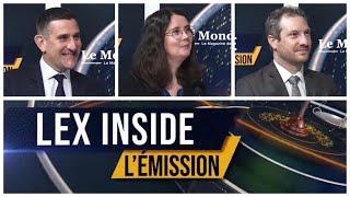 LEX INSIDE - Emission du 21 avril 2021