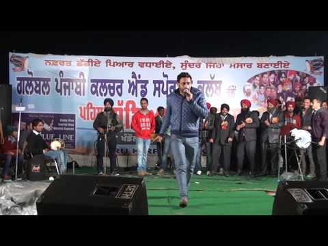 vinaypal buttar with jassi gill commenting on punjab police...